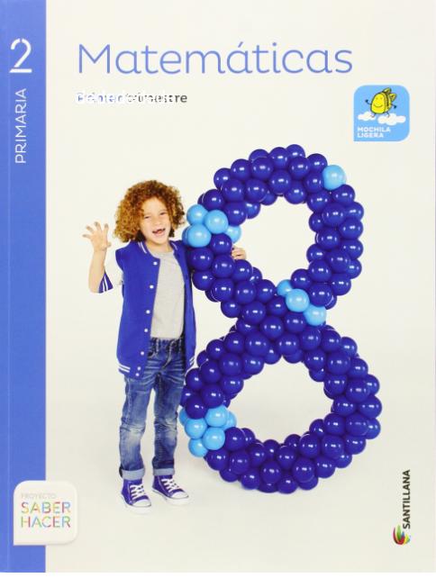 Libro Matematicas 2 Primaria Santillana Pdf Descargar