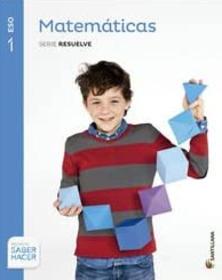 Libro de Matematicas 1 ESO SANTILLANA