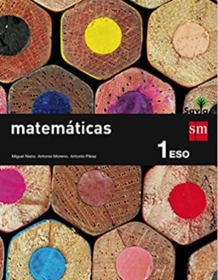 Libro de Matematicas 1 ESO SM