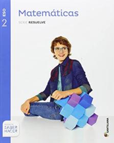 Libro de Matematicas 2 ESO SANTILLANA