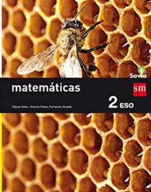 Libro de Matematicas 2 ESO SM SAVIA