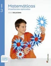 Libro de Matematicas 3 ESO SANTILLANA Aplicadas PDF