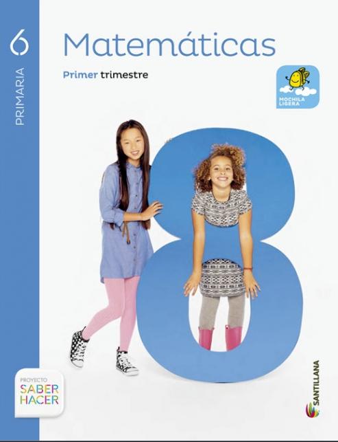 Libro De Matematicas 6 Primaria Santillana Pdf Descargar