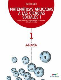 Solucionario Matematicas 1 Bachillerato Anaya CCSSS