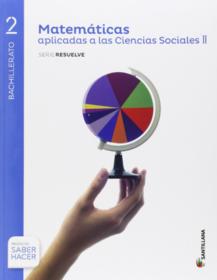 Solucionario Matematicas 2 Bachillerato SANTILLANA CCSS