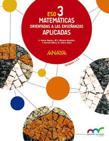 Solucionario Matematicas 3 ESO ANAYA Aplicadas