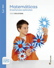 Solucionario Matematicas 3 ESO Santillana Aplicadas