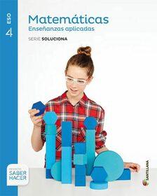 Solucionario Matematicas 4 ESO Santillana Aplicadas