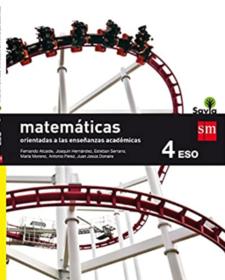 matematicas orientadas a las enseñanzas academicas 4 eso sm pdf