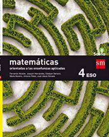 matematicas orientadas a las enseñanzas aplicadas 4 eso sm pdf